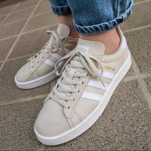 In good condition adidas campus sneakers 💓